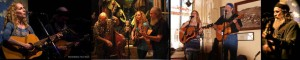 "3rd Coast Showcase * ""Not SxSW"" Hank & Shaidri with Doug Harman @ Amelia's Retrovogue"