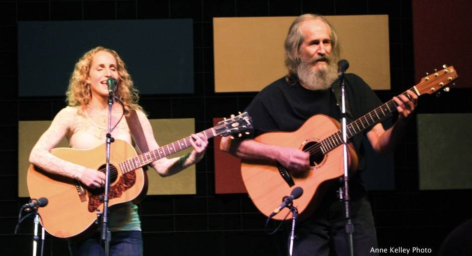 Hank & Shaidri ~ Acoustic Americana