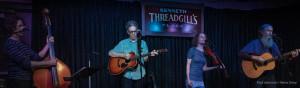 "Hank & Shaidri on Rush Evans' ""The Singer & the Song"", KOOP FM 91.7 @ KOOP FM 91.7 Community Radio"