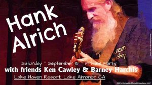 Hank Alrich & Friends @ Lake Haven Resort