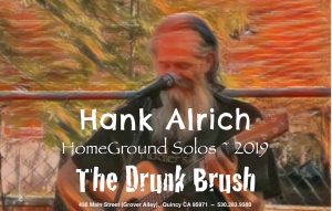 Hank Alrich ~ HomeGround Solo 2019