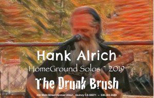Hank Alrich ~ Solo